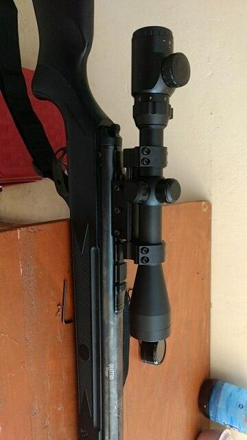 Lunetas Riflescopes Tático Riflescope Tático