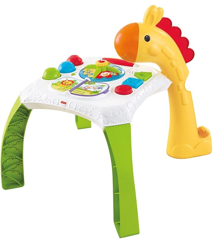 TABLE ACTIVITIES ANIMALS CCP66 FISHER PRICE