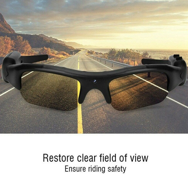 Sun Glasses Eyewear Digital Video Recorder 4