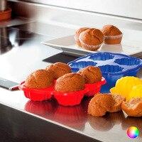 Moldes de cupcake de silicone 143986