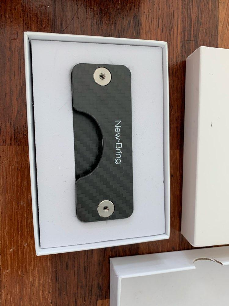 Porte clef nouvelle génération en métal pour clefs et USB