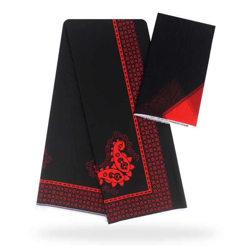 Модальная эластичная атласная шелковая ткань Африканская мягкая восковая ткань с принтом 2 ярда шифон 4 ярда audel modell ИМИТИРОВАННАЯ Анкара ткань 101408