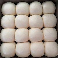 香甜椰蓉酱面包 | 一次发酵小面包的做法图解4