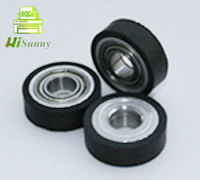 Free Shiping New SUPPORT ROLLER DRUM 000-01169 Fit For Duplicator FOR RISO RP RN FR GR