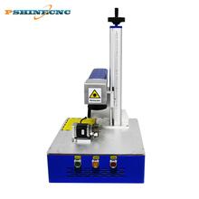 3 lata gwarancji JPT RAYCUS IPG fbier maszyny do znakowania laserowego 30w tanie tanio pshinecnc Fbier laser marking machines 30w 20w 30w 50w 0-7000mm s 0-1mm 1064nm 110*110mm 200*200mm 300*300mm 220V 110V