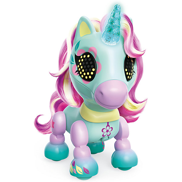Interactive Toy Spin Master Zoomer Happy Unicorn Bre