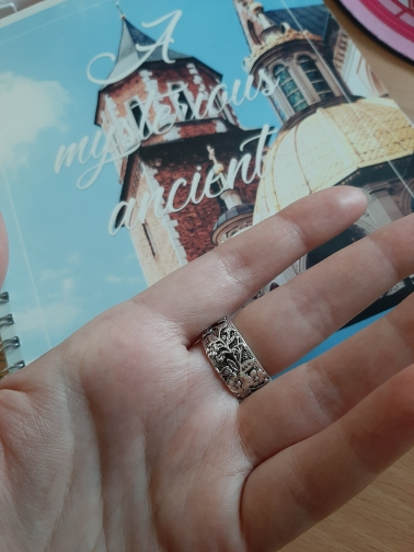 טבעת מעוצבת לגבר דגם 293 photo review