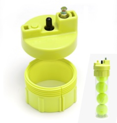 Bóng Người Cứu Cao Cấp Plus: pressurizer de Banh bóng và mái chèo. Bao gồm máy bơm hơi với bộ điều chỉnh đồng hồ đo.