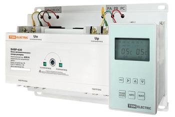 Automatic input unit reserve bavr 3 p 630/630 a TDM