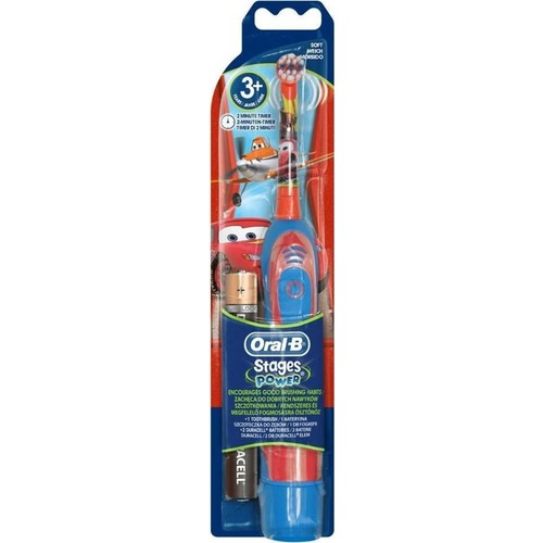Oral-B Battery Operated Toothbrush Child D2010k image