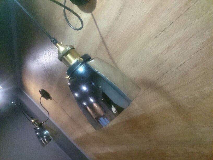 Luzes de pendentes Lamparas Colgante Moderno
