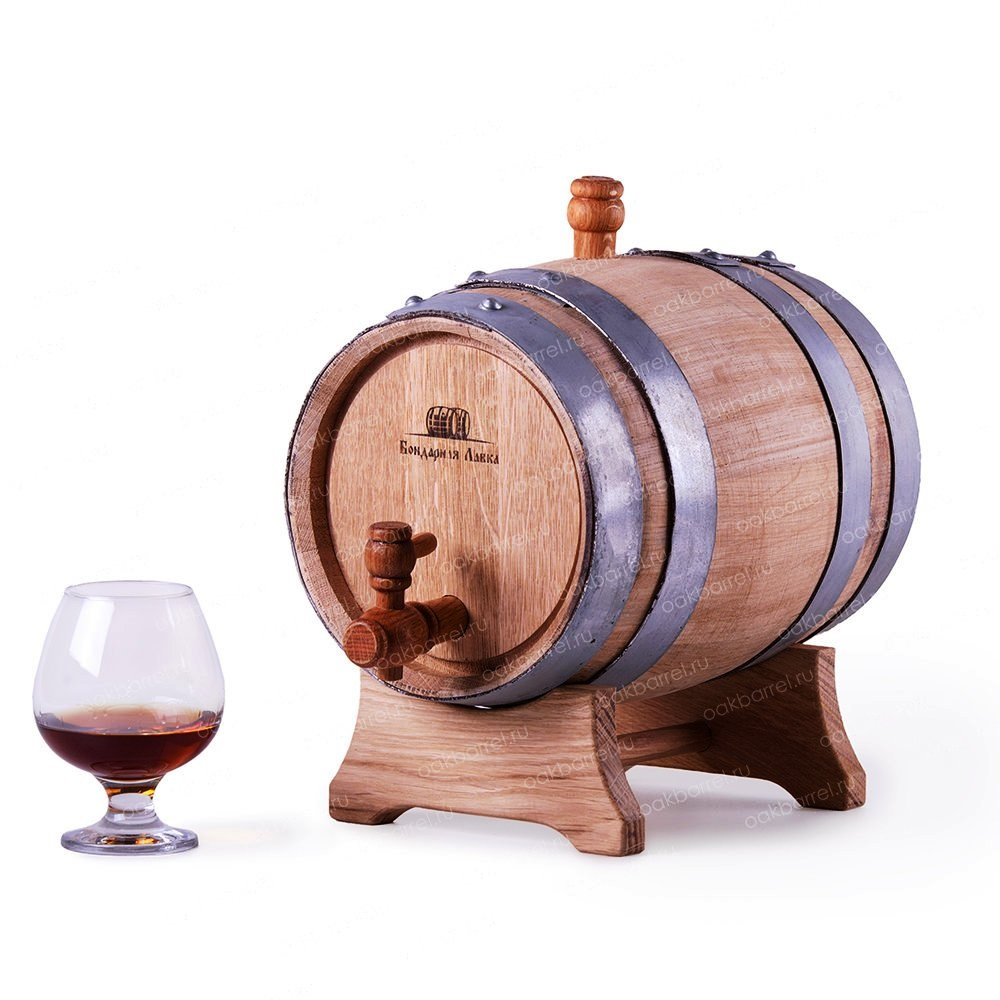 Дубовая Barrel бондарная Shop Of колотого кавказского Oak For настаивания Moonshine, Distillate, Wine And Other Alcohol