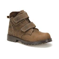 FLO 82.508689.G песочного цвета мужские детские ботинки Polaris
