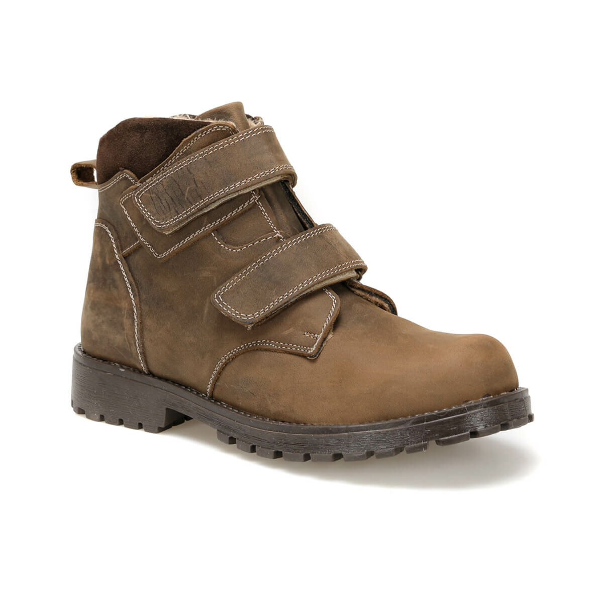 FLO 82.508689.G Sand Color Male Child Boots Polaris