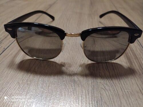 משקפי שמש מותג מוביל לגברים דגם 1991 photo review