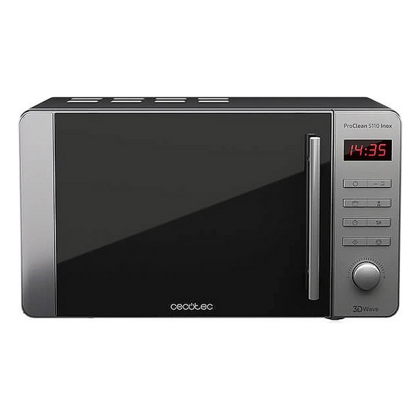 Microwave with Grill Cecotec ProClean 5110 Inox 20L 700W Stainless steel|Microwave Ovens| |  - title=