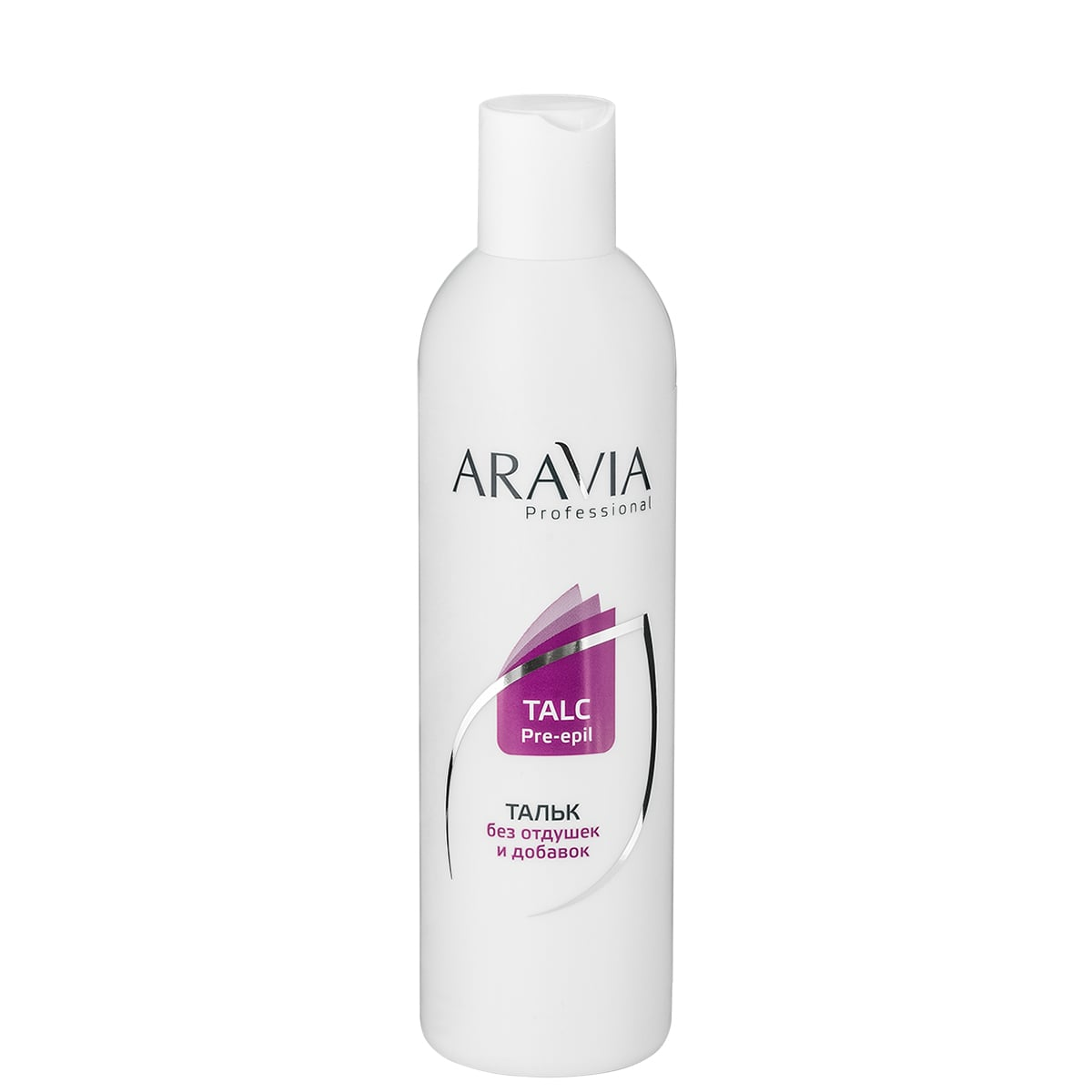 Talc Without Perfume And Additives, 300 Ml, Aravia Professional