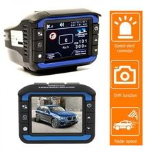 Auto dvr Dash Cam radar detektor video recorder radar 2 in 1 HD 1080P 170 Grad Winkel Russische Sprache video Recorder dashcam
