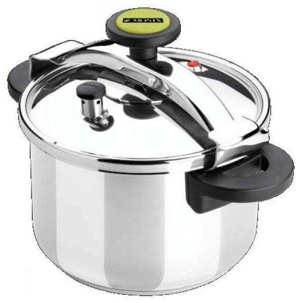 Pressure Cooker Monix M530003 8 L Stainless Steel