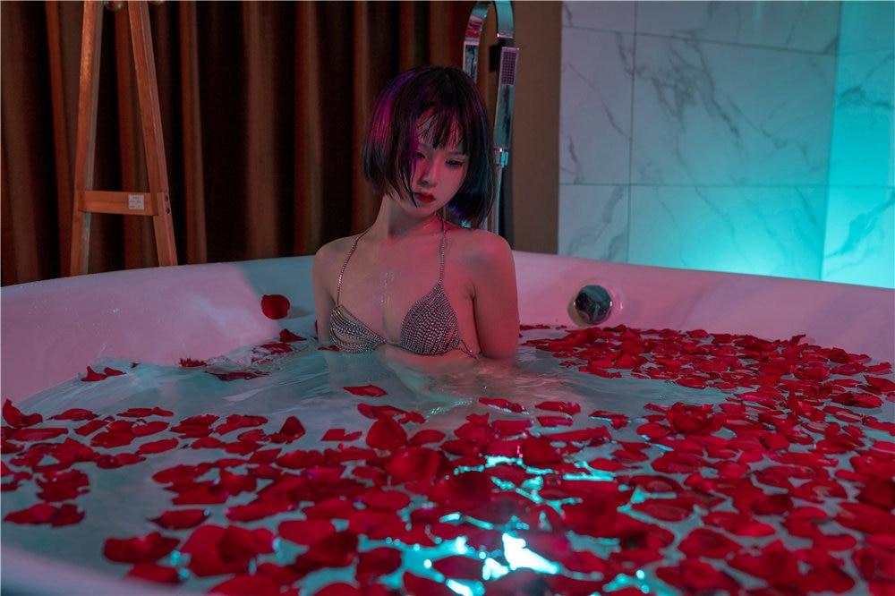 晕崽Zz 浴缸[33P-222MB]插图2