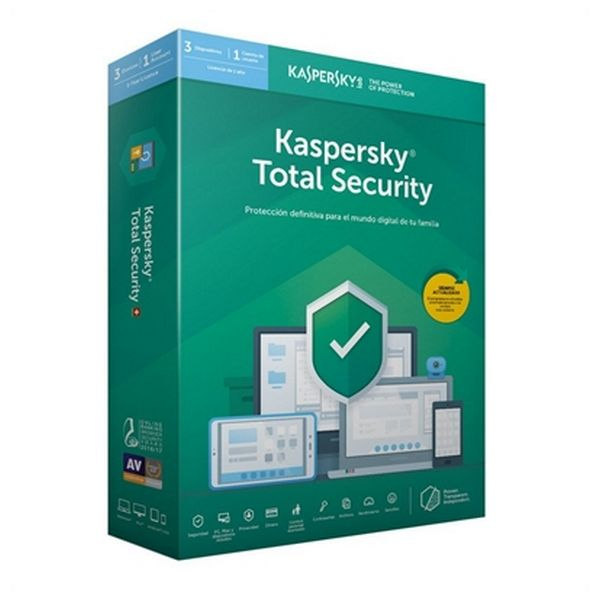Home Antivirus Kaspersky Total Security MD 2019 Windows MacOS