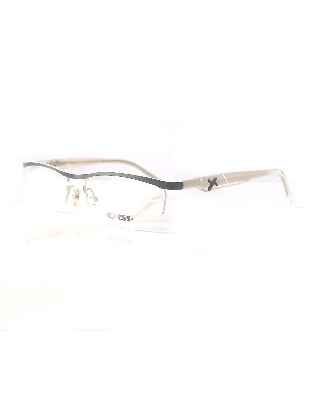 Markamilla Women Reading Glasses Frame Demo Glasses Eyewear Transparent High Quality WomenExess E 3295 5243 53