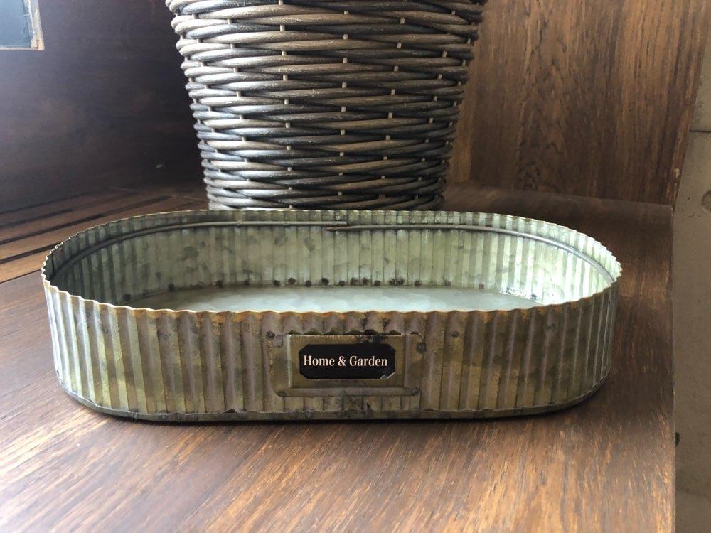 Retro Kitchen Wrought Iron Tray photo review