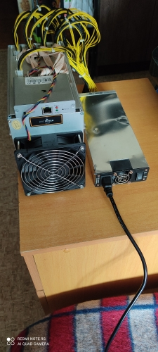 YUNHUI ANTMINER L3 LTC 504M (with psu) scrypt miner LTC Mining Machine 504M 800W on wall Better Than ANTMINER L3.YUNHUI photo review