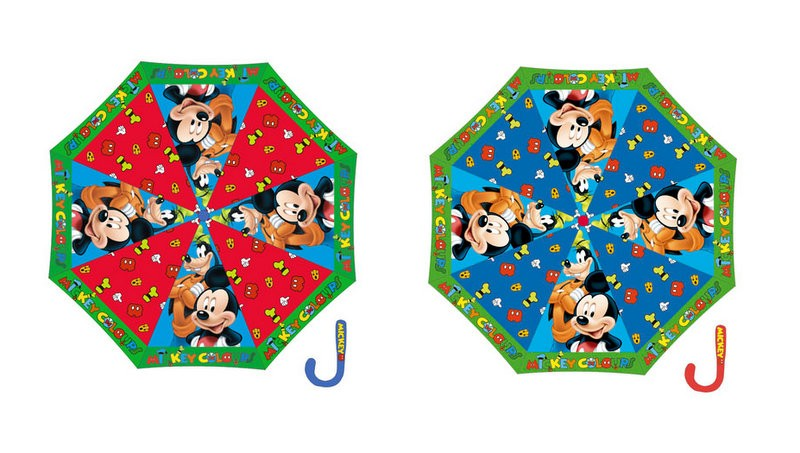 Paragua Mickey Automatic 48 Cm.