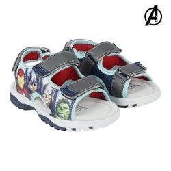 Sandały dziecięce Avengers 73648 Grey na