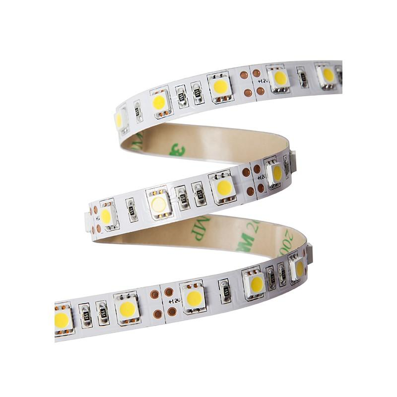 LED Strip 5 M 24 V 72 W Ip20 4000 K 60led/M 5050 240126