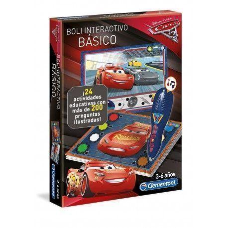 Clementoni Boli Interactive Cars 3