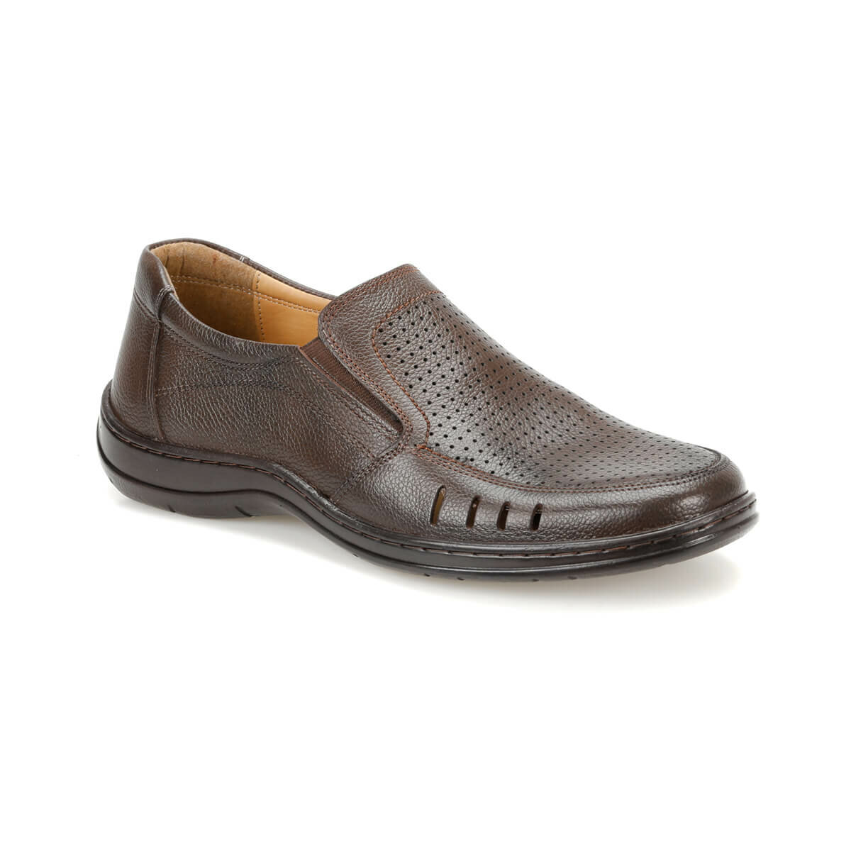 FLO MDS-11 Brown Men Shoes Flogart