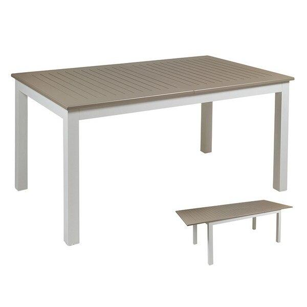 Expandable Table (151 X 89 X 75 Cm)