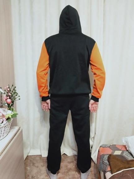 ZOGAA 2019 Brand Men Tracksuit 2 Piece Tops and Pants Mens Sweat Suits Set Letter Print Plus Size Jogger Sets for Men Clothing photo review