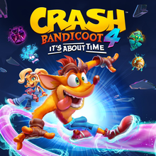 GAME PC Bandicoot 4-It's Offline Time-Edition Access-Mode Repack-Global WINRAR Crash