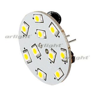 017133 LED Lamp AR-G4BP-10E30-12V Warm White ARLIGHT 1-pc