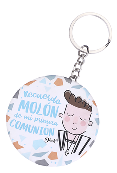 """Lot 50 keyholders chapa Opener frases """"Souvenir Molón""""-Details and gifts for weddings, christening suits, communions"""