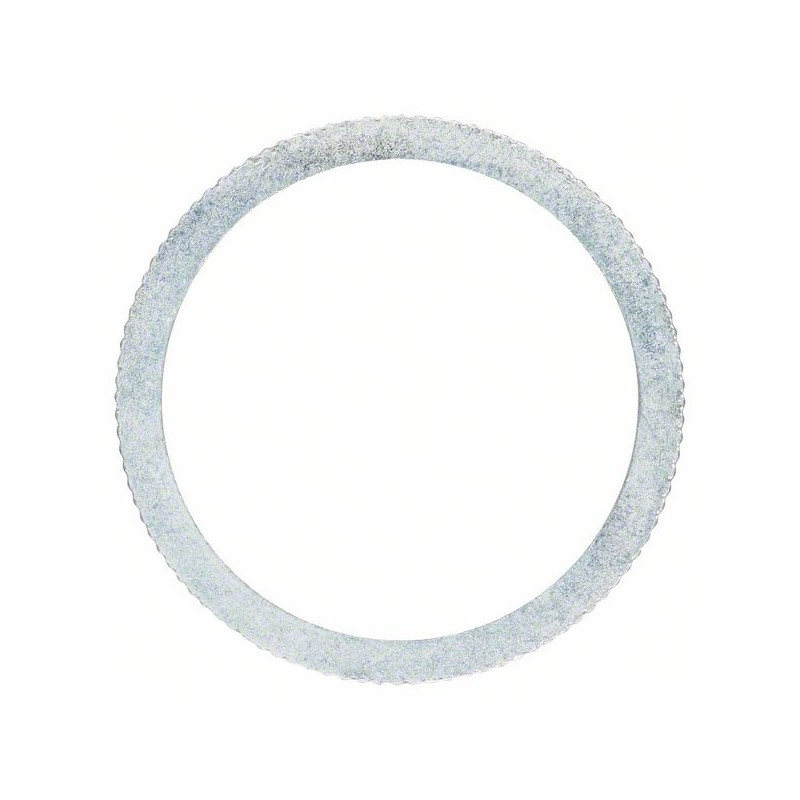 BOSCH-reducer Ring saw blades circulate 30x25x1,2mm