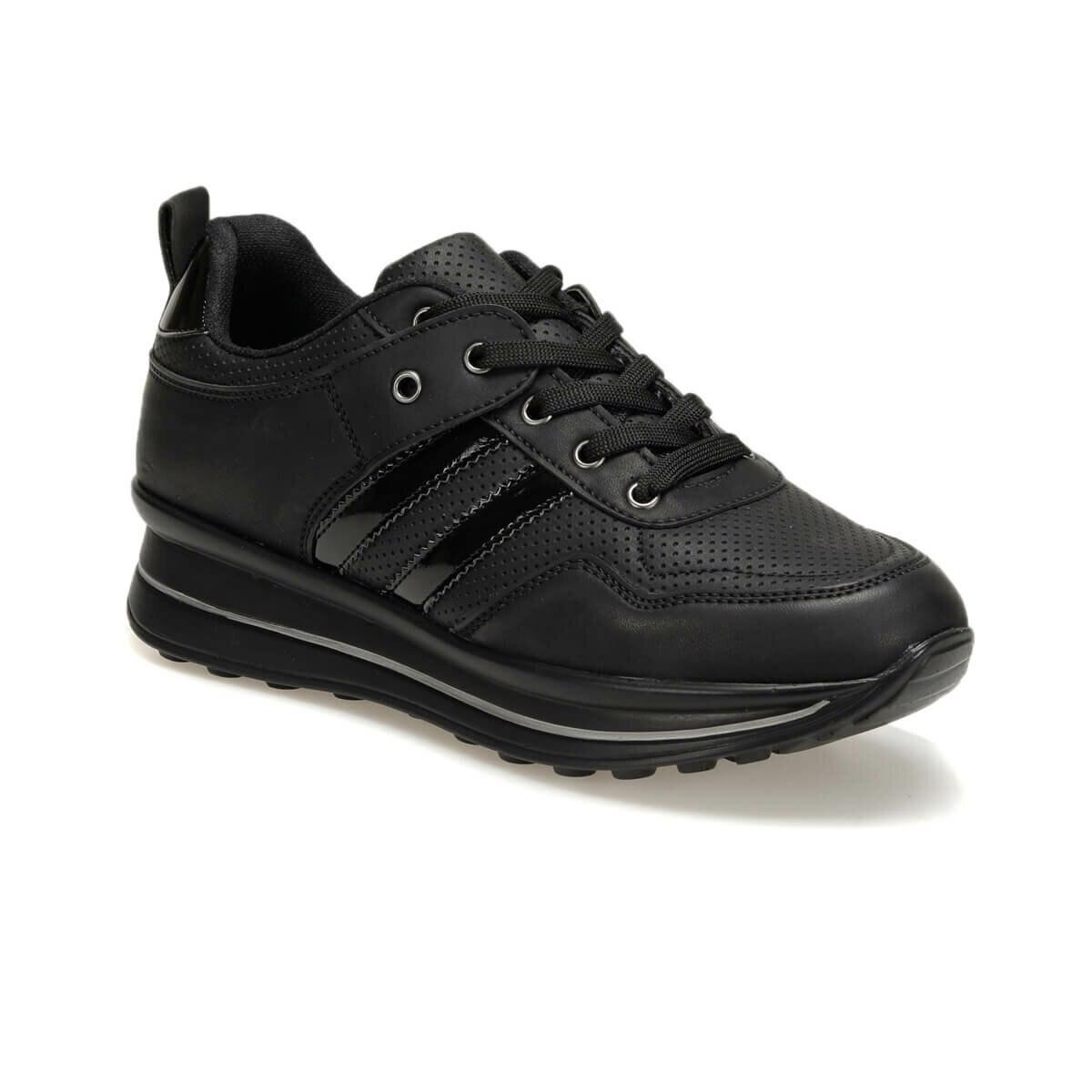 FLO DMS-3-19W Black Women 'S Sneaker Shoes Art Bella