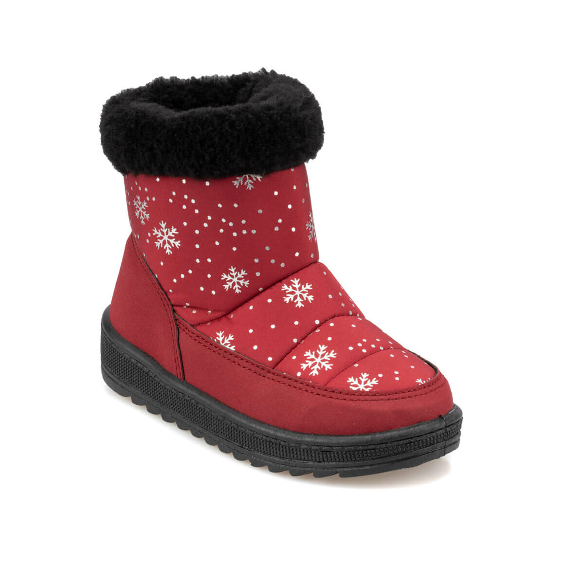 FLO 92.511804.P Burgundy Female Child Snow Boat Polaris