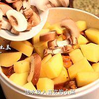 3种料汁做出黄焖鸡米饭的做法图解4