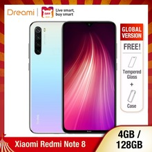 Global Version Redmi Note 8 128GB ROM 4GB RAM (Brand New and Sealed), note8 128gb, note8128