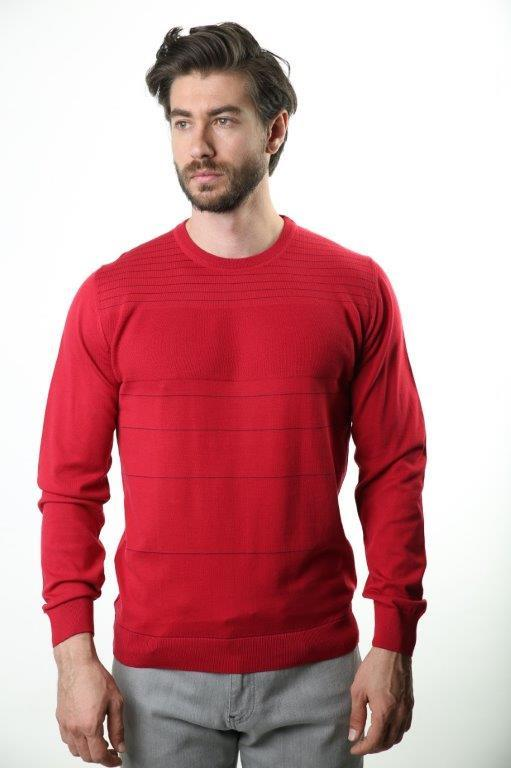 Sweater Bike Collar Men Sweater 3633