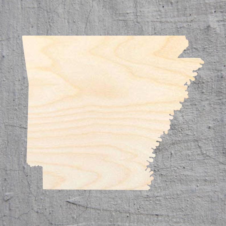 <font><b>arkansas</b></font>--silhouette-Laser-Cut-Out-Wood-Shape-Craft-Supply-Unfinished-Cut-Art-Projects-Craft-Decoration-Gift-Decoupage-Ornamente image