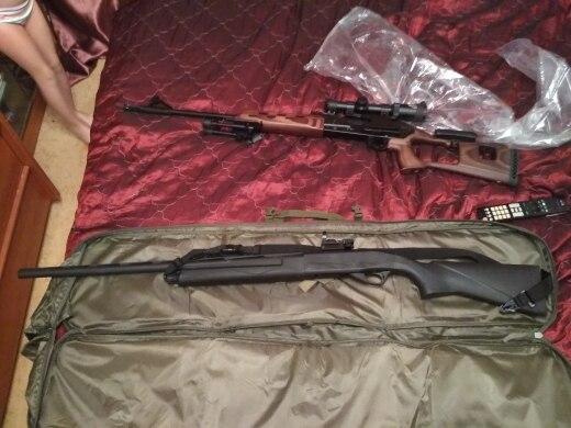 Coldres shotgun carabina airsoft