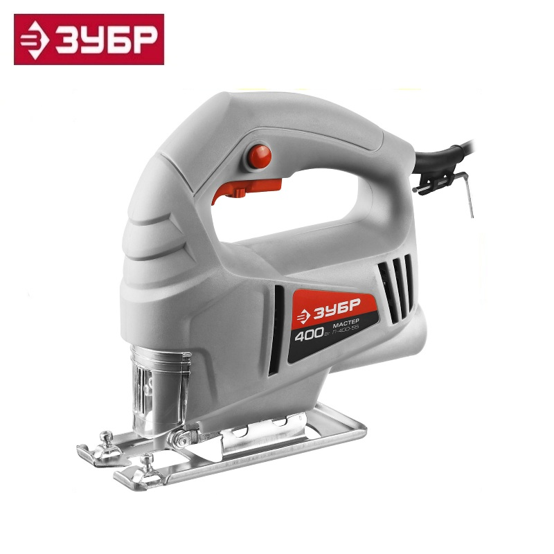 Electric jigsaw, 400 W, Zubr  frequency adjustment Multi-functional Cutter Steel Saw Webs jigsaw цена и фото