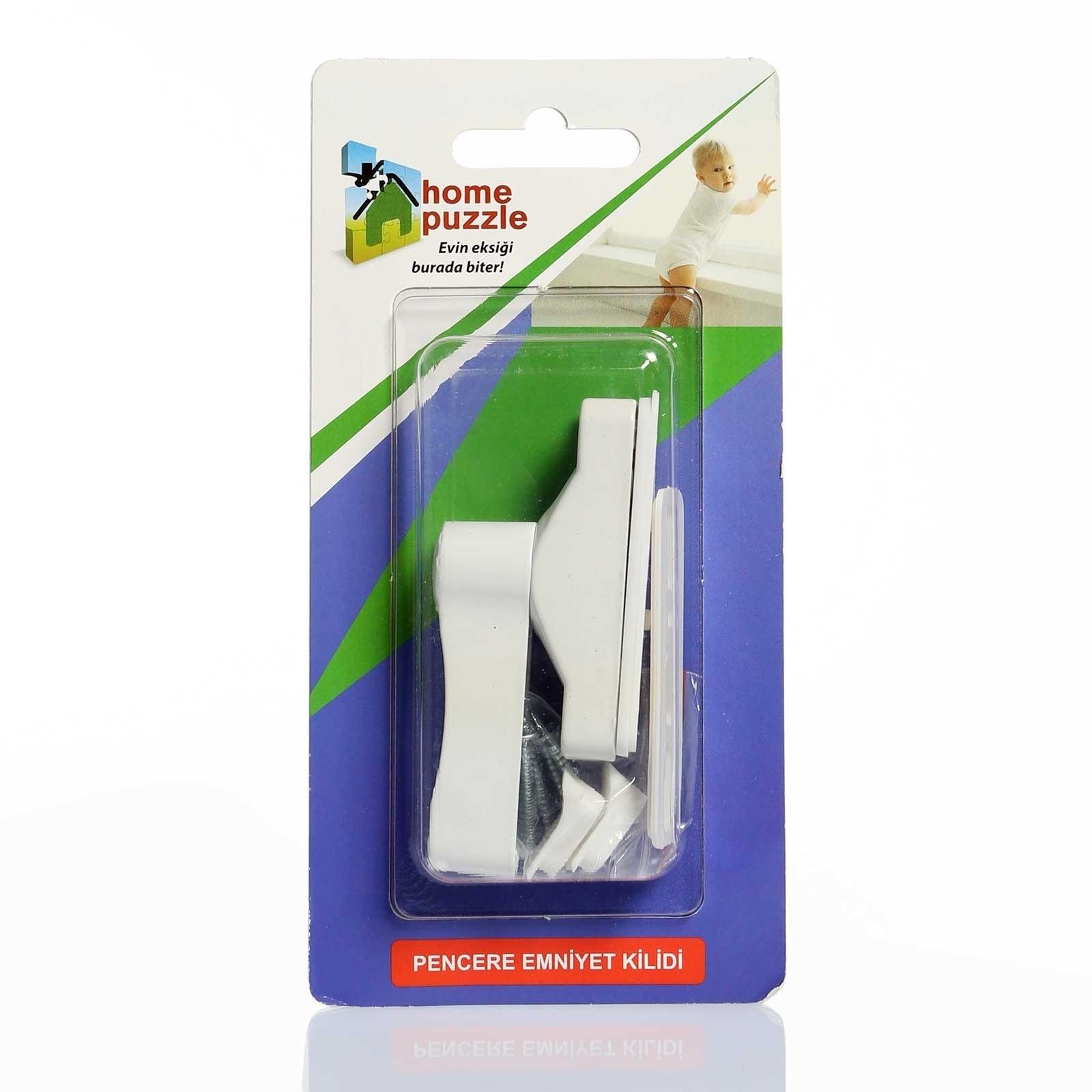 Ebebek Homepuzzle Baby Safety Window Security Lock