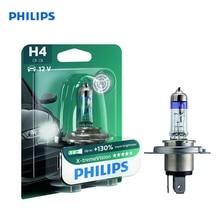 For H4 12 V-60/55 W (P43t) (+ 130% light) x-treme Vision blister card (1 PCs) 12342XV + B1