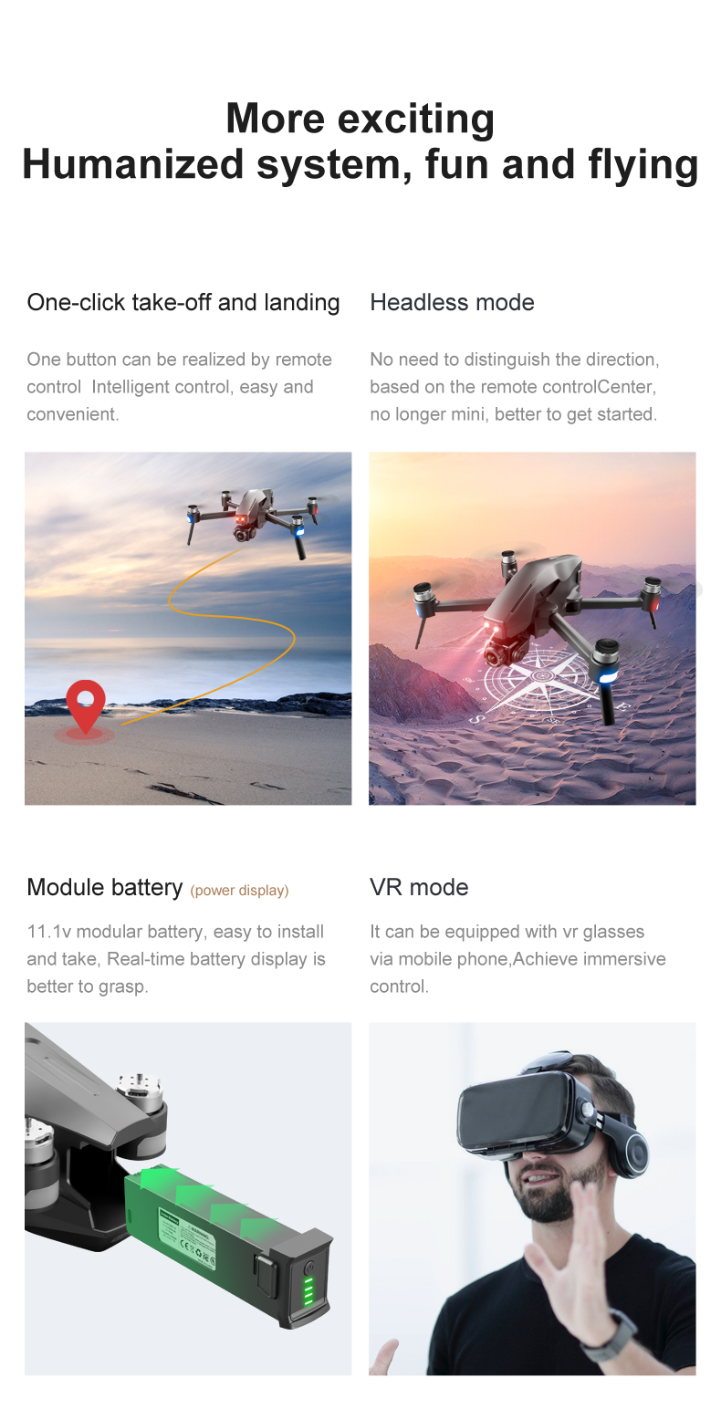 Ueeafff6fb388425fb96dc597b678d974q - 2021 M1 Pro 2 drone 4k HD mechanical 2-Axis gimbal camera 5G wifi gps system supports TF card drones distance 1.6km